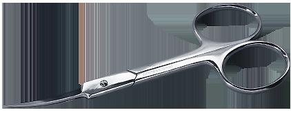 Ножницы 118 LB (для кутикулы, длинное лезвие)